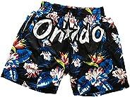 1# Hardaway Basketball Jerseys Shorts for Men Women, Fashion Cool Floral Breathable Pocket Shorts + Top