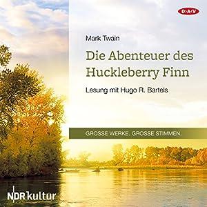 Die Abenteuer des Huckleberry Finn Hörbuch