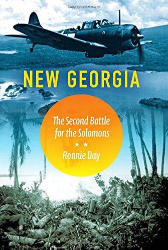 new-georgia-the-second-battle-for-the-solomons-twentieth-century-battles
