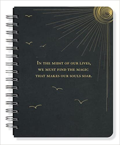 Soar Journal (Notebook, Diary) (Black Rock)