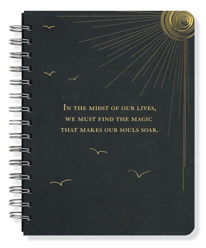 Soar Journal (Notebook, Diary) (Black Rock) (Guided Journals (Inspiration Journal)
