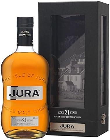 Jura 21 YO Whisky (con estuche) 70cl: Amazon.es: Alimentación y bebidas