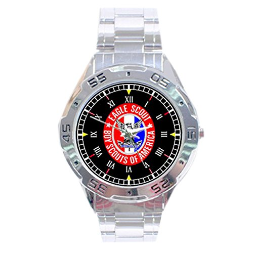 mrzk100-new-rare-eagle-boy-scout-of-america-custom-mens-chrome-watch-wristwatches