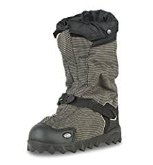 """Specially designed to combat harsh winter weather, the NEOS 15"""" Navigator Expandable Waterproof Winter Overshoes feature lightweight PU foam insulation to add extra warmth to your work boots and shoes. The durable windproof and waterproof nyl..."""