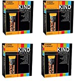 KIND Bars, Almond and Apricot, Gluten Free, 1.4oz, 48 Bars
