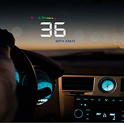 Auto Head HUD Head-Up Display HUD GPS Dashboard Montado Proyector ...