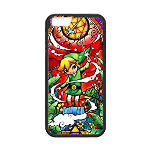 """iPhone 6 Case ,Case for Apple iPhone 6 ,The Legend of Zelda Wallet Case for iPhone 6,Case Cover Fit For Apple iPhone 6 4.7"""",PC and TPU Screen Protector For Apple iPhone 6 4.7"""" hjbrhga1544"""