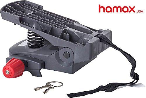 Hamax Carrier/Rack Adapter Rear Child Bike Seat