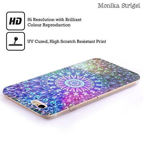 Officiel Monika Strigel Néon Arabesque Étui Coque en Gel molle pour Apple iPhone 6 Plus / 6s Plus