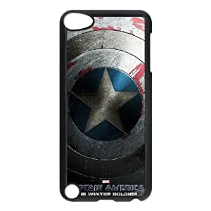 shield captain america the winter soldier iPod Touch 5 Case Black Customized gadgets z0p0z8-3163991