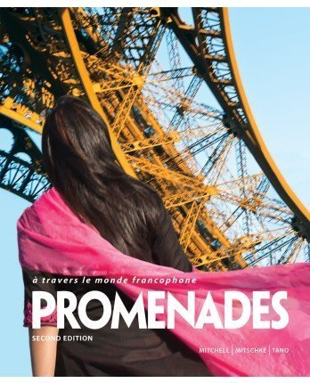 Promenades, 2nd Student Edition w/ Supersite & webSAM Code (Promenades)