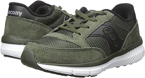 ce Sneaker (Little Kid/Big Kid), Olive, 5.5 Medium US Big Kid (Green Sneakers Shoes)