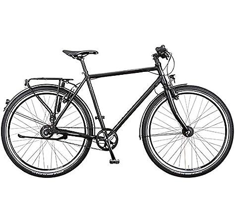 Cuervo Eichkorn – Niagara Gates Trekking/Urban Bike 2016 negro: Amazon.es: Deportes y aire libre