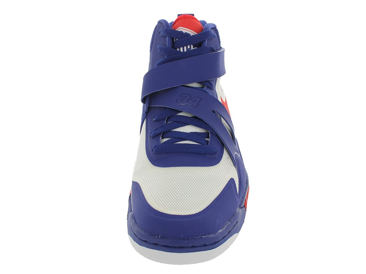 Amazon.com | Nike Air Force Max CB 2 Hyperfuse Mens Basketball Shoes  616761-400 Deep Royal Blue 10 M US | Basketball