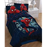 Marvel Spiderman Quilt in Full / Queen Size