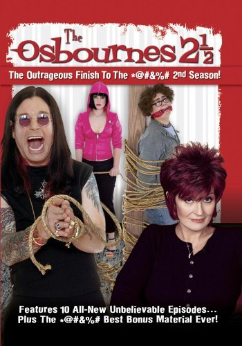 The Osbournes - The 2 1/2 Season by Ozzy Osbourne by Miramax Home Entertainment