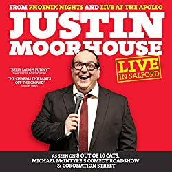 Justin Moorhouse: Live in Salford