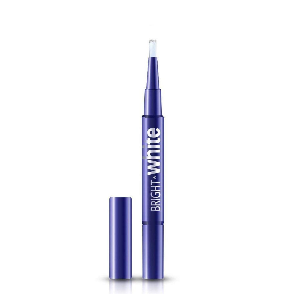 Teeth Whitening Gel Pen, Teeth Whitener, Hydrogen Peroxide Teeth Stain Remover, No Sensitivity, 20+ Whitening Treatments - Mint Flavor, 2.5 ml Trippix