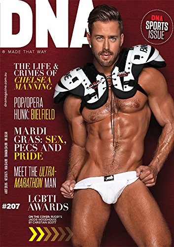 Download DNA Magazine #207 – The Sports Issue PDF ePub ebook