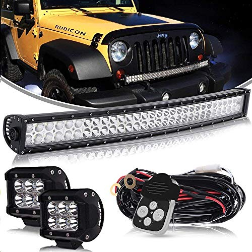 Used, AUSI DOT Approved 32 Inch 180W Curved Led Light Bar for sale  Delivered anywhere in Canada