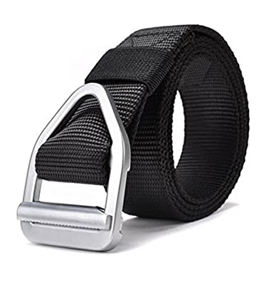Fairwin Surival Military Style Tactical Rigger Belt Army Trainer Fire Rescue Webbing belt