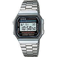 Casio Men's A168WA-1 Watch
