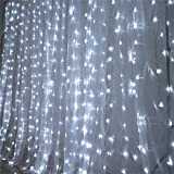 Cheap Efavormart 20 ft x 10 ft LED Lights Organza Backdrop Curtain Photography Background Organza Fabric Photo Studio Background – White