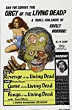 Children Shouldn't Play With Dead Things 11 x 17 Movie Poster