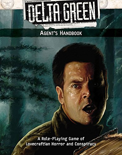 Delta Green: Agent's Handbook (APU8107)