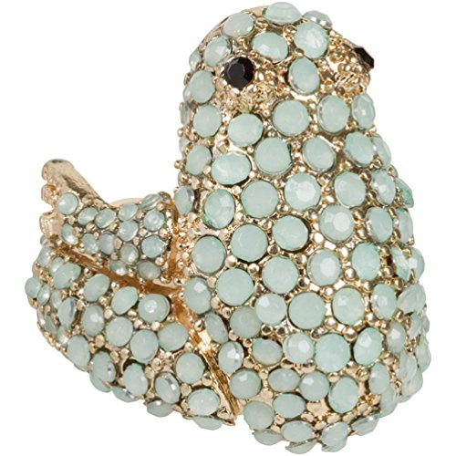 Mint Green Crystal Gold Stretch product image