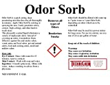 Technichem Corporation ODOR SORB Liquid Bulk Deodorant (1-6 Gallon Pail)