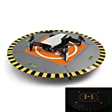 RCGEEK DJI Mavic Air Landing Pad Launch Pad With LED Lights Extensible for DJI Mavic Air Spark DJI Tello Mavic Pro RC Mini FPV Helicopters Quadcopters Drones