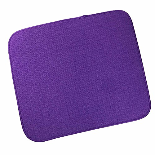 purple dish rack - 2