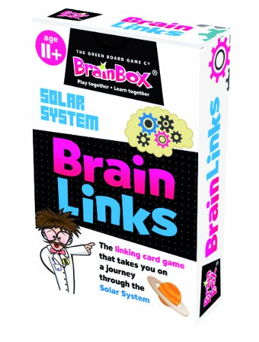 - The Green Board Game Co. BrainBox Brain Links - Solar System