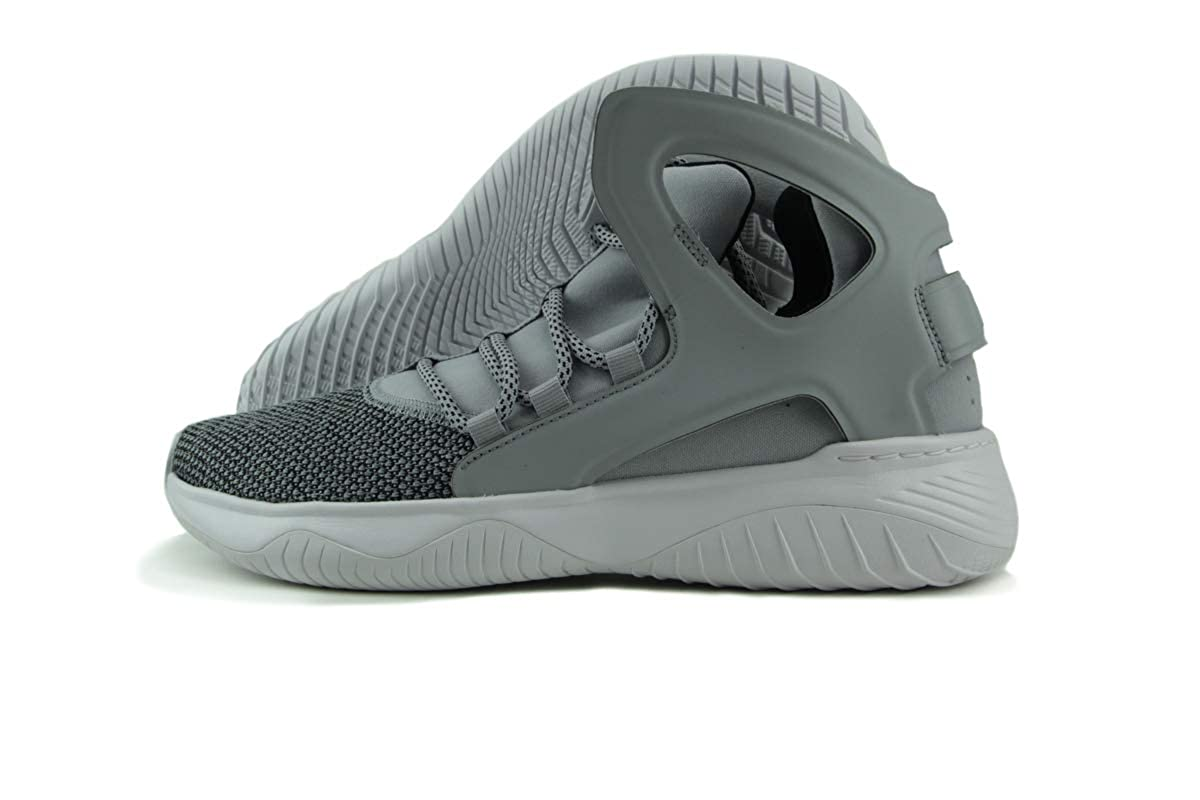 the best attitude 4c81c c317a Amazon.com   Nike Air Max Huarache 880856-002 Men Grey   Road Running