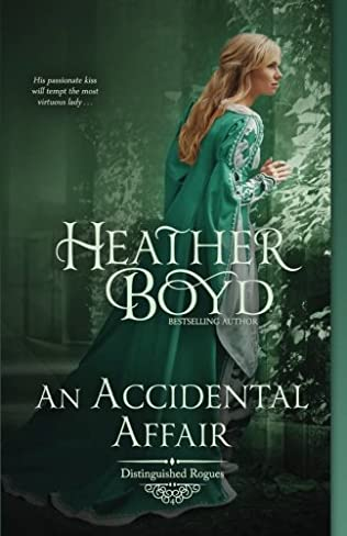 book cover of An Accidental Affair