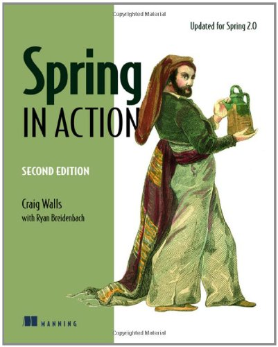 Spring In Action - Spring in Action