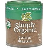 Simply Organic Garam Masala, Certified Organic | 0.53 oz