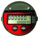 National-Spencer 1525AR Mechanical Oval Gear In-Line Meter