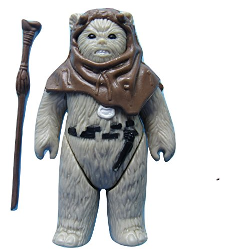 (Vintage 1983 Star Wars ROTJ Chief Chirpa Ewok Figure (1983) - Star Wars Universe Action Figure - Collectible Replacement Figure Loose (OOP Out of Package))