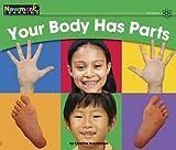 Your Body Has Parts, Caroline Hutchinson, 1607192950