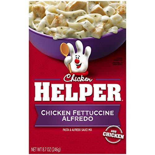 chicken alfredo - 4