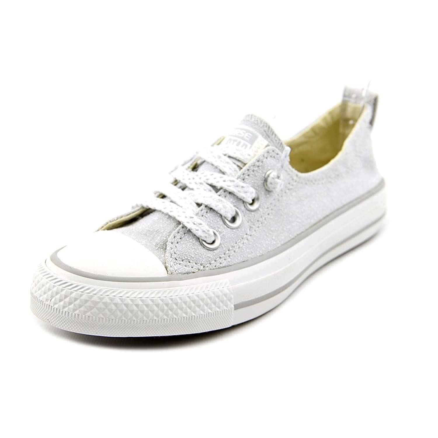 converse 6 5 womens. amazon.com | converse chuck taylor all star shoreline slip oyster gray fashion sneakers 6 5 womens