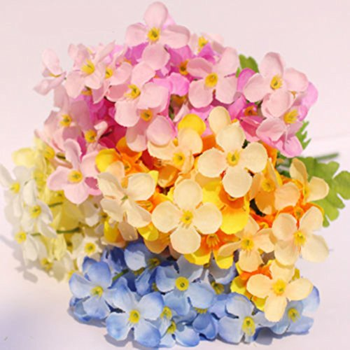 1Pc-18-Head-Artificial-Mini-Primrose-Flowers-Simulation-Bouquet-Fake-Flower-Arrangements-for-Home-Wedding-Decoration-Pink