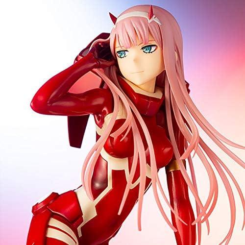 lkw-love Animation Abbildung Liebling in der FranXX Zero Two Premium Abbildung Modell Anime Spiel Modell Abbildung Anime Figur PVC Spielzeug Statue 16 cm