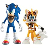 Sonic Boom Small Figure 2 Pack- Sonic & Tails