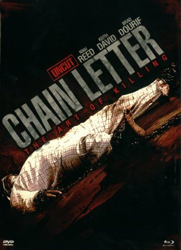 Chain Letter - Uncut [Blu-ray] [Import allemand]