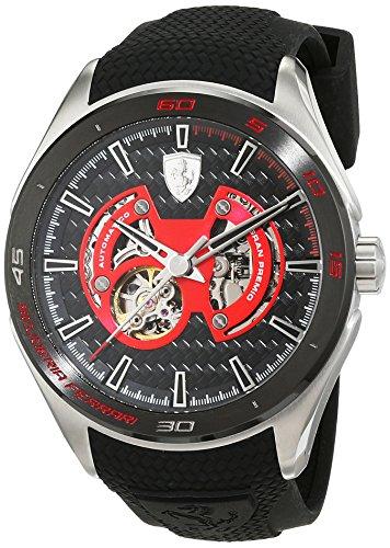 Ferrari Mens Watch Gran Premio Automatic 0830348