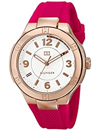 Tommy Hilfiger Women's 1781444 Analog Display Quartz Pink Watch