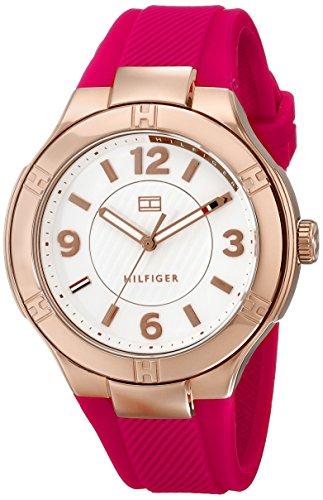 Tommy Hilfiger Women's 1781444 Analog Display Quartz Pink Watch